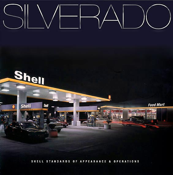 Cover of Shell Oil Standards Manual